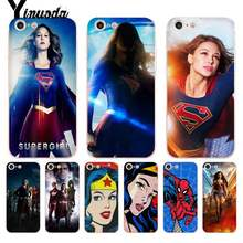 coque iphone 8 super girl