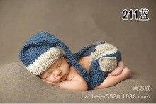 2pcs font b hat b font pants New pocket Clothes baby set Toddlers handmade newborn infant