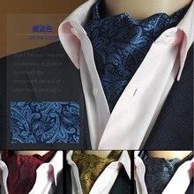 GUSLESON Quality 19 Styles Fashion Luxury Duplex Silk Printi