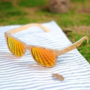 Image 3 - BOBO BIRD Sunglasses Women Colorful Frame Polarized Fashionable Vintage Wooden Glasses For Gift oculos de sol feminino AG021