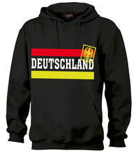 Deutschland Hoodie Germany Sweatshirt Hooded Kapuzen Kapuzenpulli