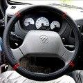 36 38 40 42 45 47 50 cm Tecido Ônibus Do Caminhão Do Carro volante de couro cobre para volvo renault daf isuzu mitsubishi