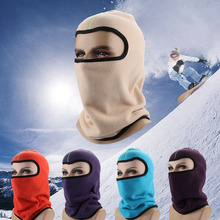 2017 Unisex Winter Cap Outdoor Sport Warm Ride Hat Cold-proof Earmuffs Balaclava Cosplay Motorcycle Face Ski Mask