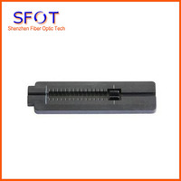 FTTH Fiber Tool Fixed Length Fiber Optic Coating Stripper Cutting Guider Bar