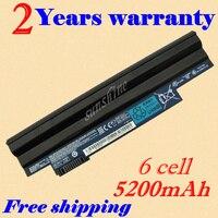 JIGU [מחיר מבצע] סוללה למחשב נייד 6 תאים חדשים עבור Acer Aspire one D255 D260, החלף: AL10B31 AL10A31 AL10G31