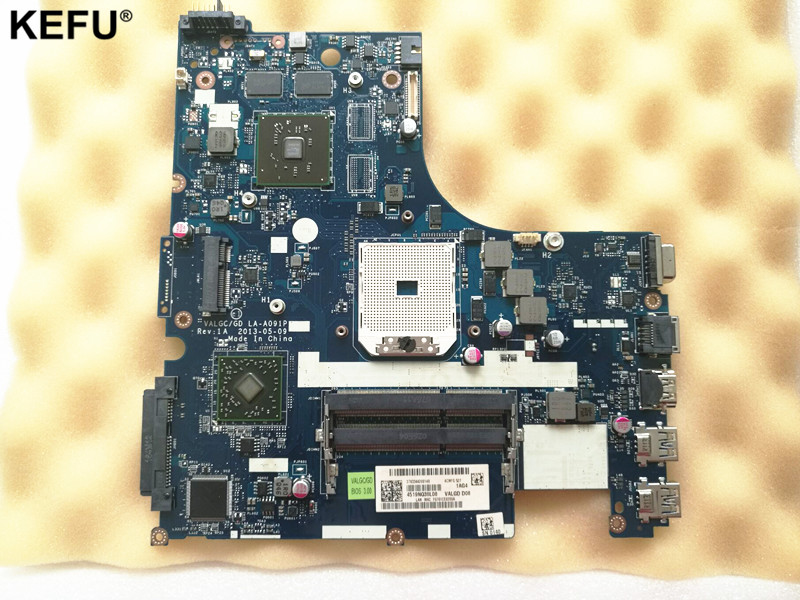 LA-A091P Laptop Motherboard Fit For Lenovo G505S Mainboard DDR3 R5 M230 2GB Full Tested OK