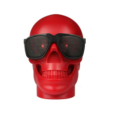 Skull Shape Bluetooth Speaker