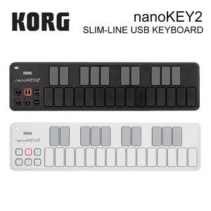 Image 2 - Korg nanoKEY2 nanoPAD2 nanoKONTROL2บาง Line USB MIDIแผ่น16 T Ripperแผ่นที่มีสายUSB