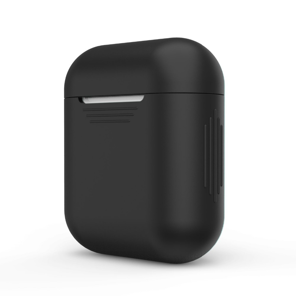 Case For Apple Airpods Air Pods Wireless Bluetooth Headset Charging Box Gel Silicone ShockProof Carrying Skin Sleeve Pouch Cover