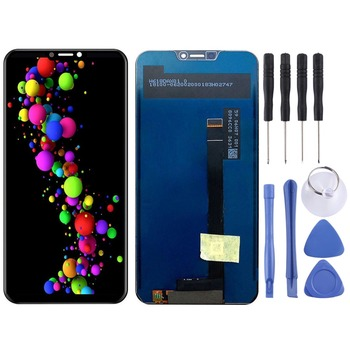 New LCD Screen and Digitizer Full Assembly for Asus Zenfone 5 2018 Gamme ZE620KL Repair, replacement, accessories
