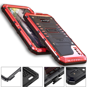 Image 1 - Premium Shockproof IP68 Waterproof Full Protection Aluminum Metal Doom Cover Case For Apple iPhone XR X XS Max 8 7 6 6s Plus