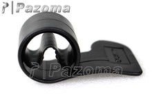 PAZOMA Hot Universal Motorcycle Black Throttle Cramp Assist Cruise Aid Control Grip for Standard Grips(China)
