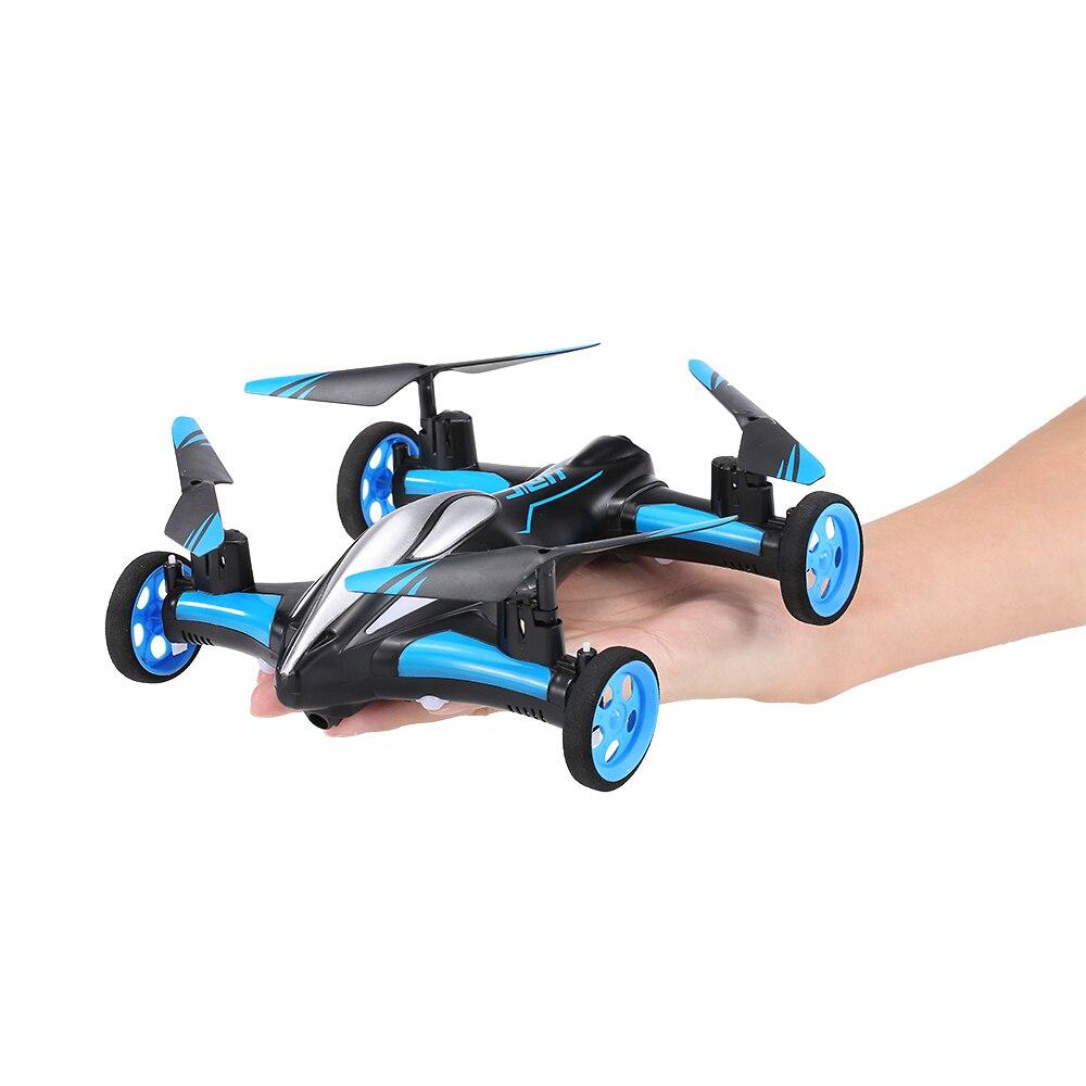 H23 2.4 г 4CH 6 оси гироскопа воздух-земля летающий автомобиль Радиоуправляемый Дрон RTF Quadcopter с 3D флип один ключ возврата headless режим RC Quad Дрон