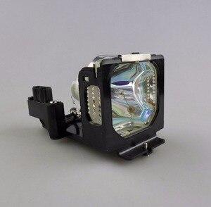 Image 1 - Lv lp18/החלפת מנורת מקרן עם דיור עבור canon lv 7210/lv 7215/lv 7220 9268a001aa/lv 7225/lv 7230/lv 7215e