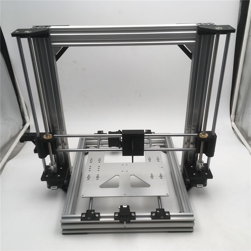 Free  Shipping!Funssor AM8 3D Printer All Metal Frame Mechanical Full Kit For Anet A8 Upgrade (Natural)