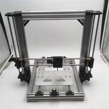 Бесплатная доставка! Funssor AM8 3D принтер, полностью металлический каркас, механический комплект для обновления Anet A8 (натуральный)