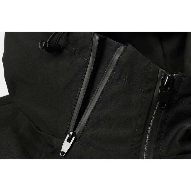 Top brand 2017 fashion Bomber hooded jackets For men