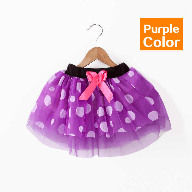 الصيف الطفل تنورات للفتيات الأطفال راقصة الباليه تنورة دانتيل منفوش دوت الاطفال تنورة قصيرة لون الحلوى أحمر وردي أصفر أرجواني