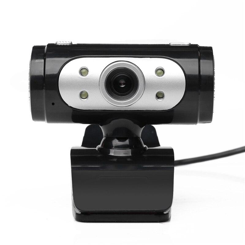 New usb hd 720p 360 degrees camera webcam clip on digital for Live camera website