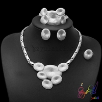 Wholesale necklaces jewelry 2017 fashion jewelry cheap jewelry chain necklace set
