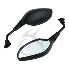 Motorcycle accessories Side Rear View Mirrors For Honda CB400 CB600F Hornet Shadow Valkyrie ATV