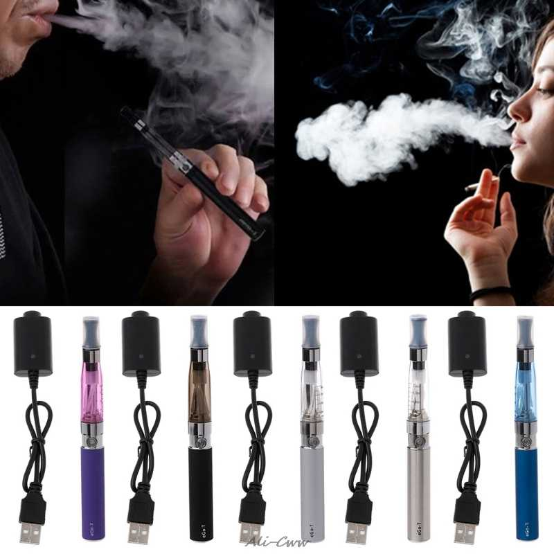 Electronic Cigarette Electronics E-Cigarette Vape Pen Kit 650mAh For EGO CE4