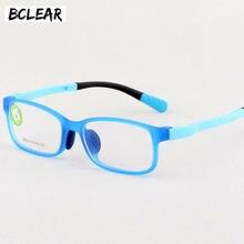 Bclear модная Новая цветная мультяшная оптическая силиконовая