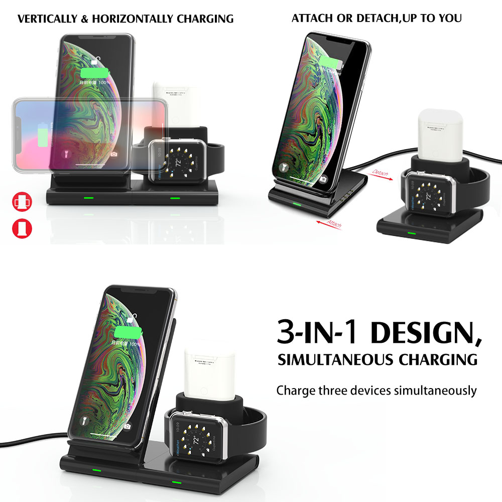 Wireless For Charging Last