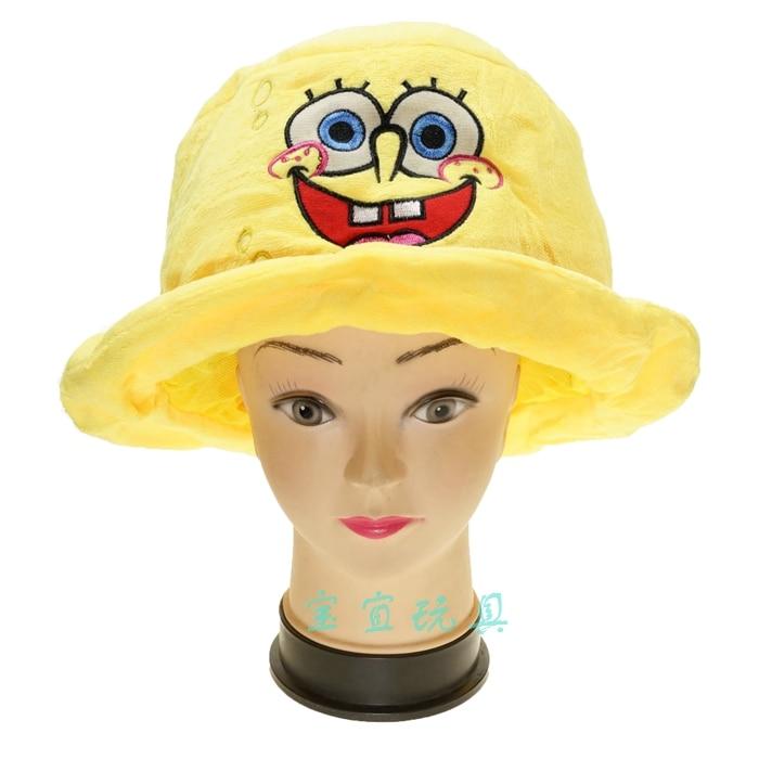 Hospitable Happy Spongebob Cartoon Wool Cap Cute Fluffy Animal Caps Soft Winter Warm Scarf Earmuff Plush Hats For Kids Adult Gift New