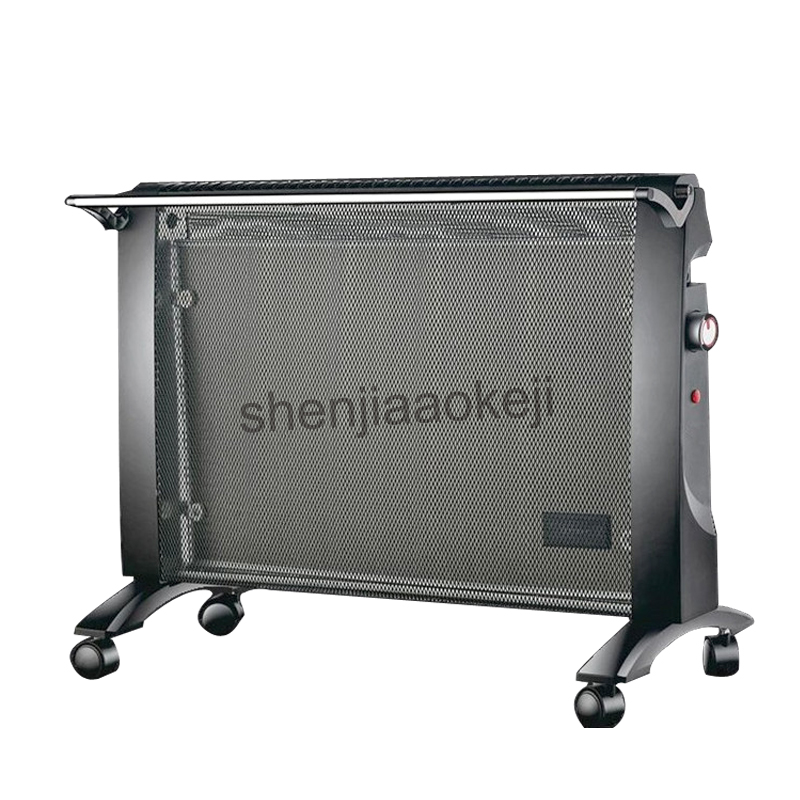 1000 2000w Convection heater Electric air heaters infrared carbon crystal office household energy saving eletric membrane type