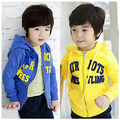 SL-94, Autumn children boys long sleeve letter jacket, Hoodies, Sweatshirts