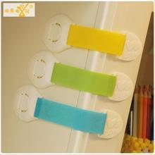 5pcs 21cm Cabinet Door Drawers Refrigerator Toilet Lengthened adjustable Bendy Safety Plastic Locks For Child Kid