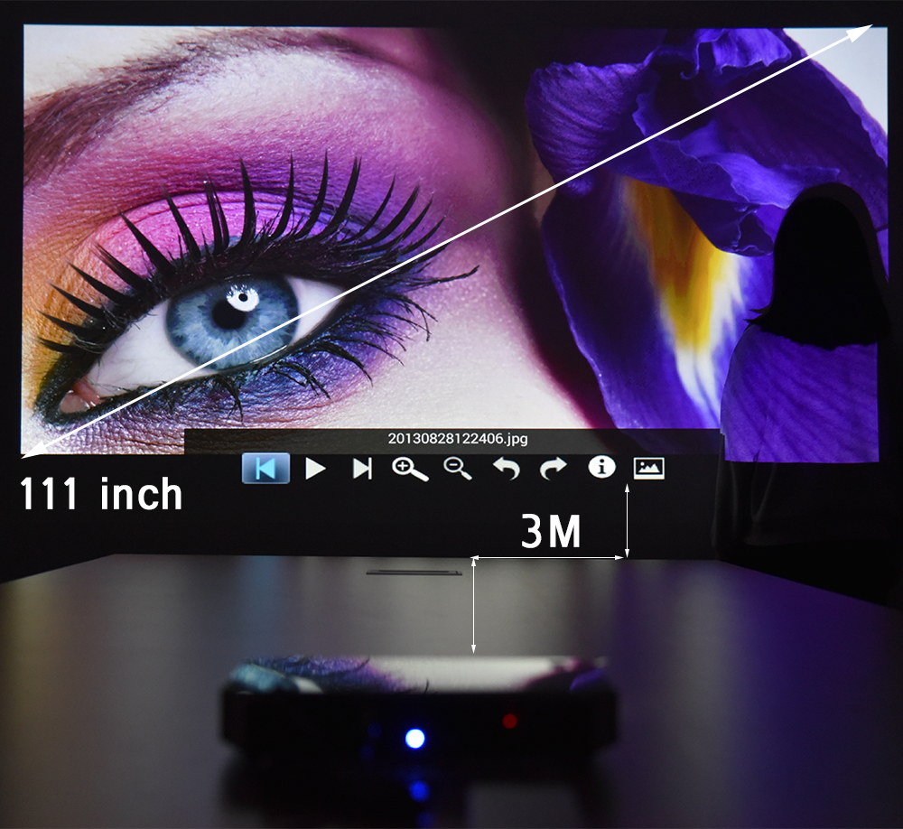dlp projector бесплатная доставка