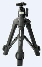 Free Shipping!!Velbon EX-323 MINI  black Camera photo Tripod w/Panhead & QB-4W &Case 1450mm Load:2kg