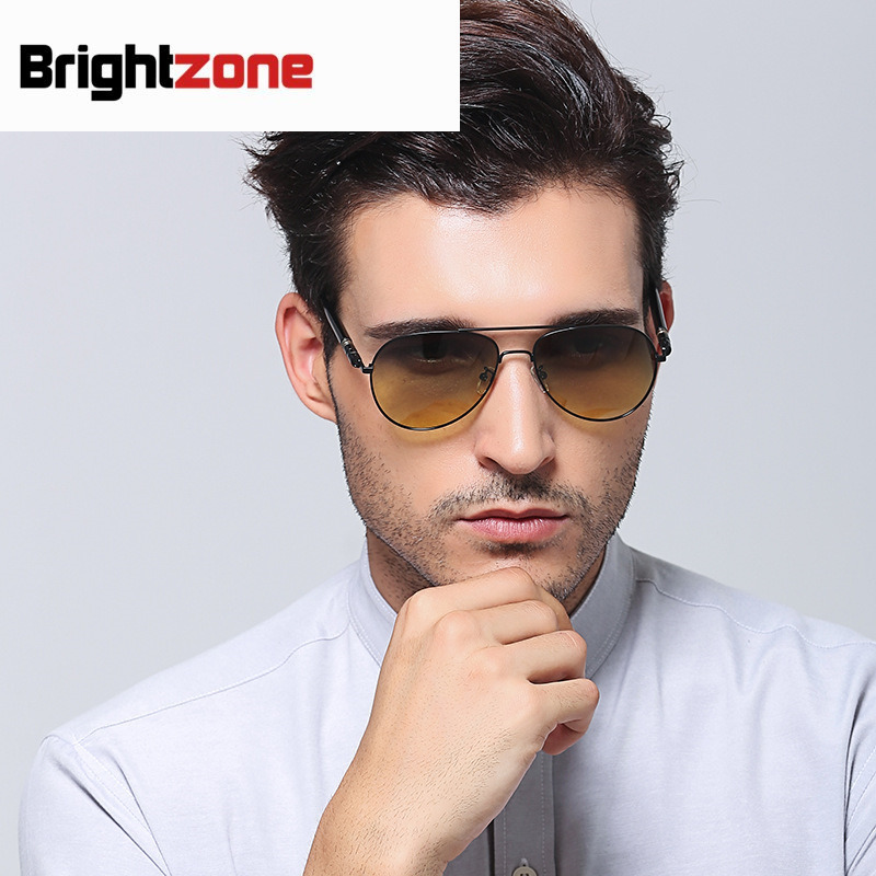 Day And Night Dual Purpose Defence Glare Defence Lamp Polarized - Apparel Accessories - Photo 2