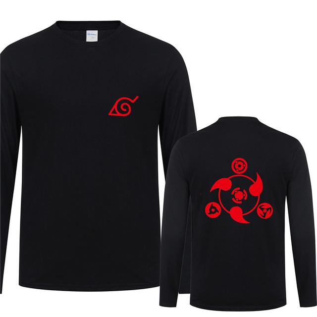 Anime Naruto Long Sleeve T-Shirt
