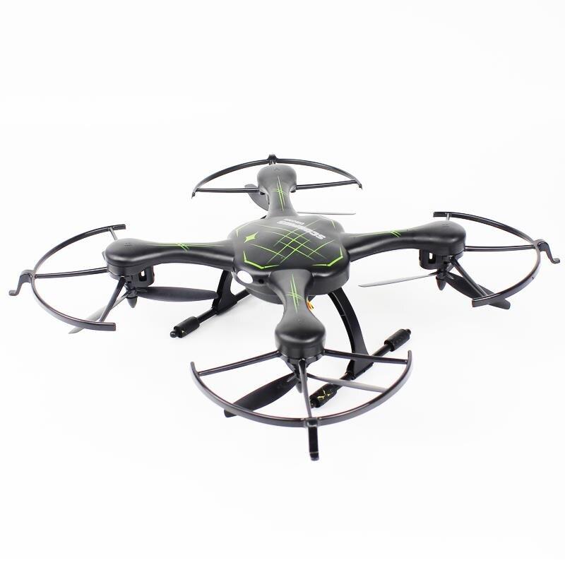F16209/210 FQ777 955 Drone 2.4G 4CH 6 Ejes Modo Sin Cabeza de Una Tecla de Retor