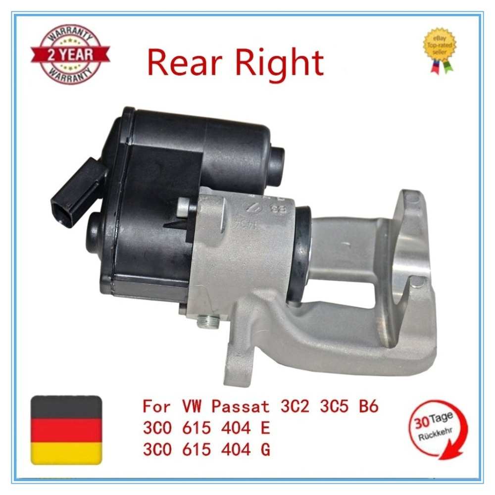 3C0615404G 3C0615404E Rear Right Brake Caliper For VW/VolksWagen Passat 3C2 3C5 B6 05-07 3C0 615 404 E 3C0 615 404 G car data can bus gateway diagnosis interface for volkswagen vw passat b6 cc 3c0 907 530 l
