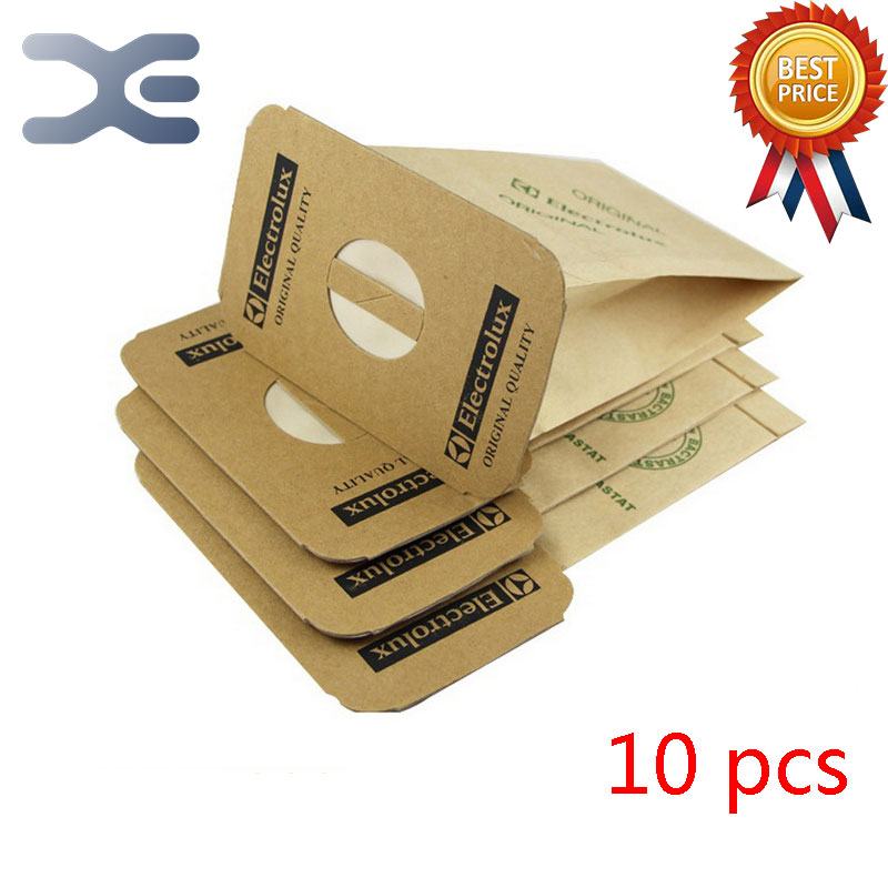 US $14 12 48% OFF 10Pcs High Quality Adapter LUX Vacuum Cleaner Accessories  Paper Bag Vacuum Bag Garbage Bag Z317 / Z320 / L928-in Vacuum Cleaner