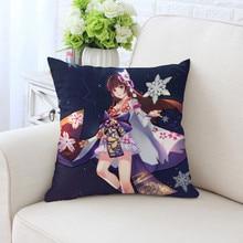 BZ152 Anime Onmyoji Series Pillowcase Pillow Cover Machine Washable Home Textile 45cm*45cm/18x18 Inch