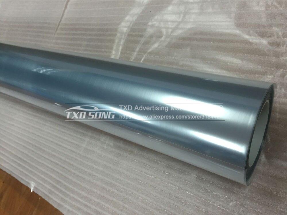 Устойчивая к царапинам Автомобильный капот, бампер Плёнка для защиты при покраске Винил Прозрачная плёнка стайлинга автомобилей с Размеры: 1,52* возможностью погружения на глубину до 30 м/рулон