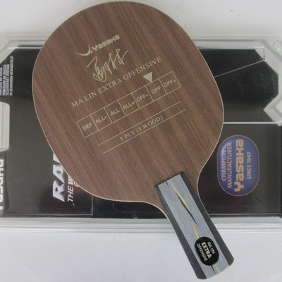 все цены на Yasaka Ma Lin Extra Offensive Blade YEO Table Tennis Racket Ping Pong Bat Paddle