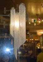 Современный свет Роскошные алюминиевые цепи гостиная Бра Творческий спальня ночники Nordic простой номер Отель Villa зал Свет