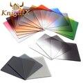 Knightx graduado color cuadrado filtro ND densidad neutra cokin Serie P para Nikon Canon d3100 t5i t6i T5 700d d5500 750d 1100D