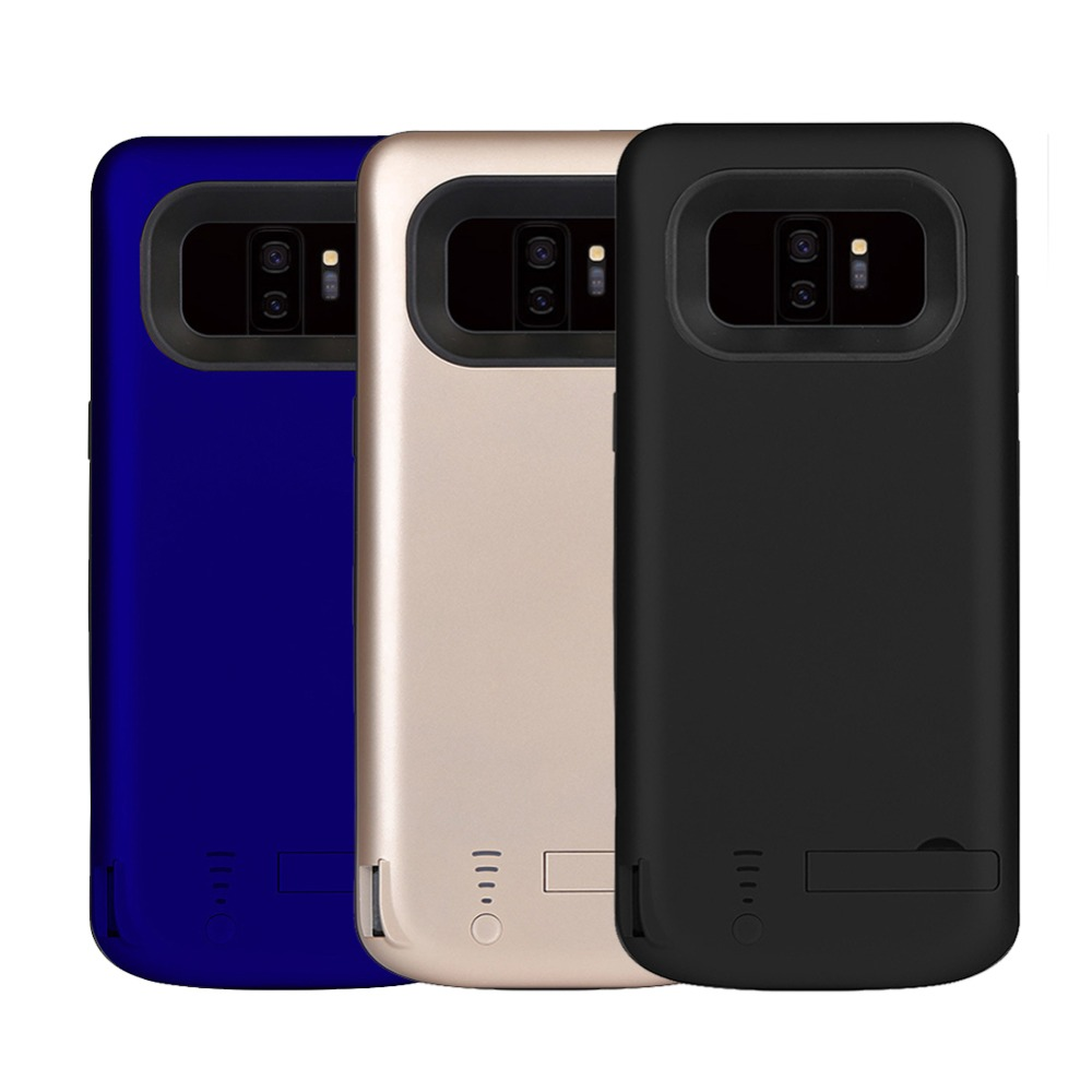 Battery Charger Case For Samsung Galaxy S9 S8 Plus Power Bank Battery Charging Case Cover For Samsung Note 8 Note 9 Battery Case