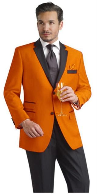 Disegni Arancione Smoking Fit Da Moderno Slim Ultimo Mutanda Classico Prom Cappotto Us98 Vestito 672018 Uomo Matrimonio Giacca Masculino rshdtQCxBo