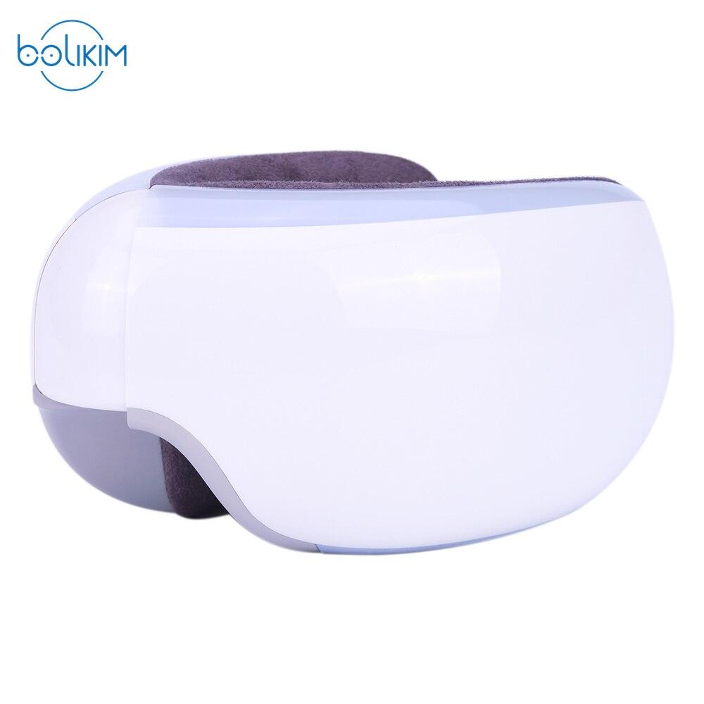 Nouveau Masseur oculaire à pression d'air électrique avec MP3. - Soins de santé - Photo 2