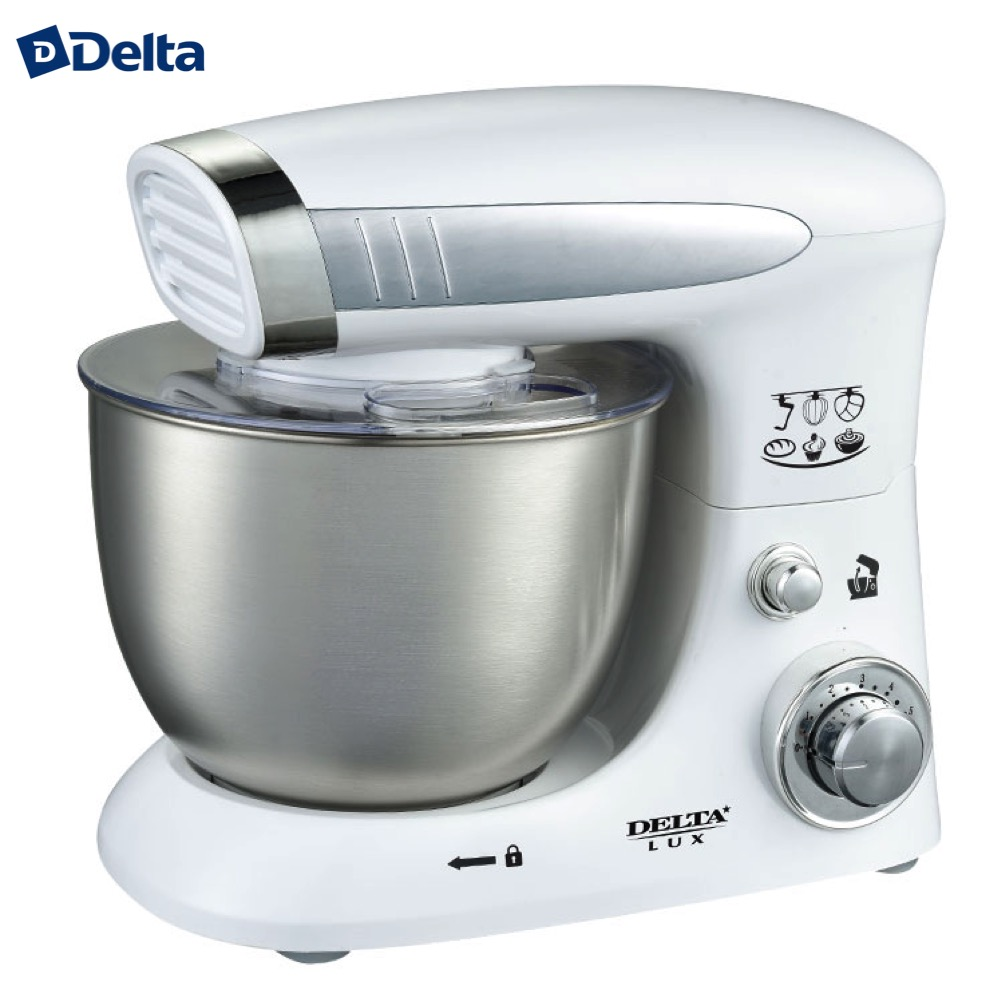 Food Mixers Delta 0R-00004692 Mixer for kitchen Appliances for home DL-5072P electric planetary dough with bowl food mixers delta 0r 00003459 mixer for kitchen appliances for home dl 5070p electric planetary dough with bowl