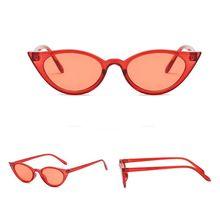 New Vintage Women Sunglasses Cat eye Eyewear 2018 Brand Desi