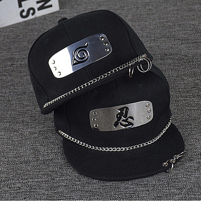 2018 SELLWORLDER 9Stlye Adults Naruto   Baseball     Caps   Cartoon Character Casual Ring Hip-hop Hats &   Caps